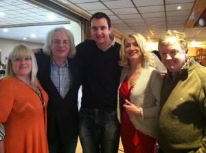Frank McNamara and family